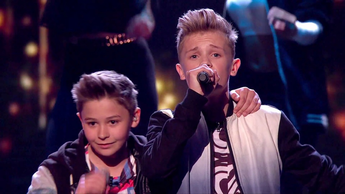 Bars and Melody sing Missing You